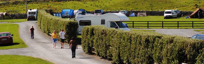 Riverside Camping, Doolin