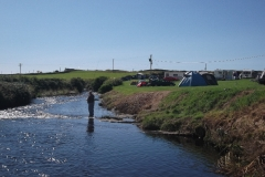 Riverside Camping, Doolin, Co. Clare